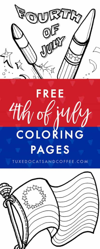 Fourth of July, or Independence Day, is a patriotic holiday that honors the independence of the United States. Kids can have fun on the Fourth of July coloring in these free 4th of July coloring pages.