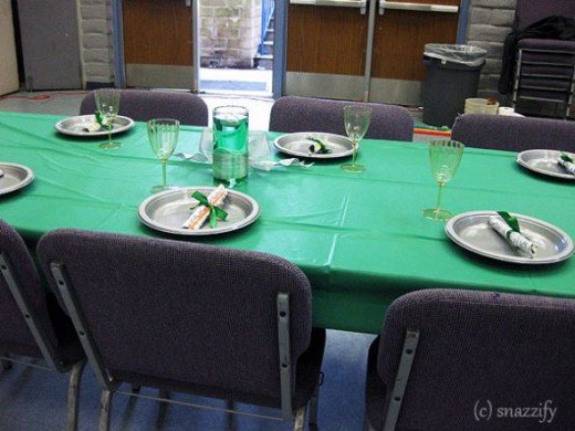 slytherin-table