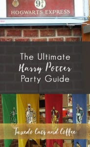 Harry Potter Party Ideas – the Ultimate Harry Potter Party Guide