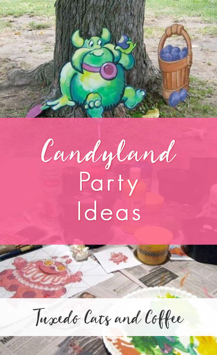 Create your own lifesize Candyland party.  If you've ever dreamed of stepping into a lifesize game of Candyland or something similar to Willy Wonka's chocolate factory, these candyland party ideas are perfect for you.