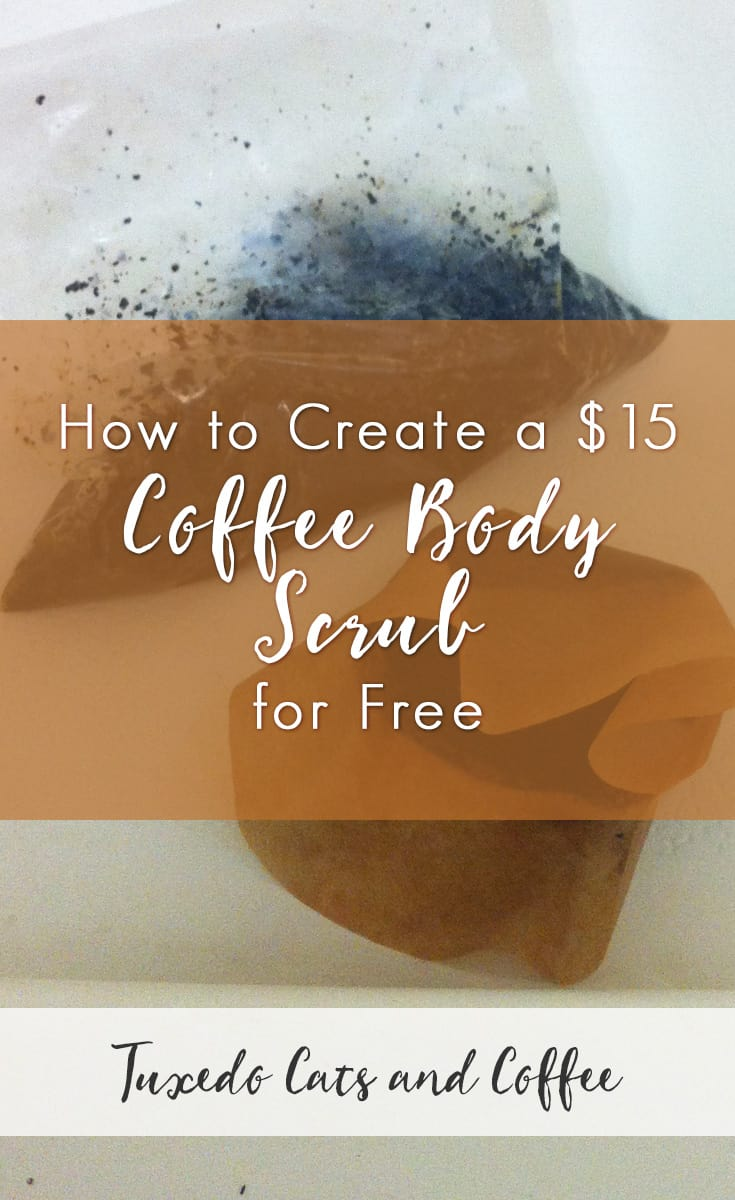 So there's this super popular coffee scrub from a high end beauty brand retails for $15 for a small bag. It's basically just coffee grounds and olive oil, but they charge a premium. This magical scrub is good for all sorts of skin ailments, from cellulite and stretch marks to acne, scars, and anything else that may be marking up your skin. Here's how to create a $15 coffee body scrub for free.