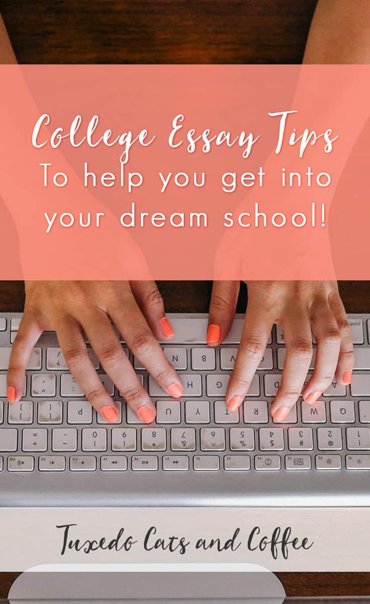 college essay advice