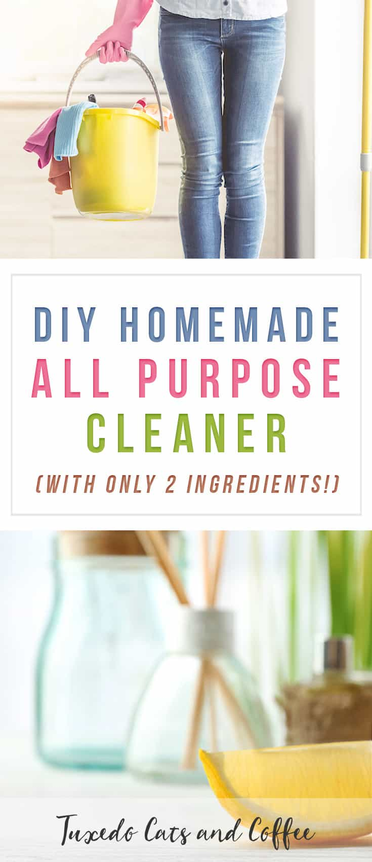 I'm not a very domestic person. I've probably disappointed my mother and grandmother, but in the meantime I'll continue microwaving my food and doing the laundry only when I run out of clean underwear. :) Here is a frugal homemade cleaner, or a DIY homemade all purpose cleaner.