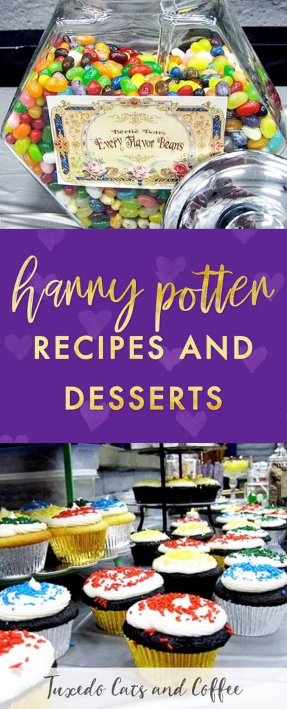 Holding a Harry Potter themed party is a very worthwhile, memorable experience. If you want it to be truly amazing, you're going to put in a lot of time, but from holding my own Harry Potter event I can say it's definitely worth the commitment. Here are a bunch of Harry Potter recipes and sweets ideas.