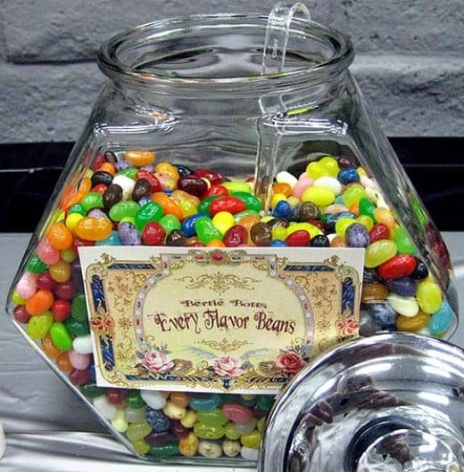 Harry Potter Recipes and Sweets for Parties - Tuxedo Cats and Coffee