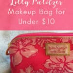 How to Get a Lilly Pulitzer Makeup Bag for Under $10