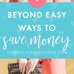 8 Easy Ways to Save Money