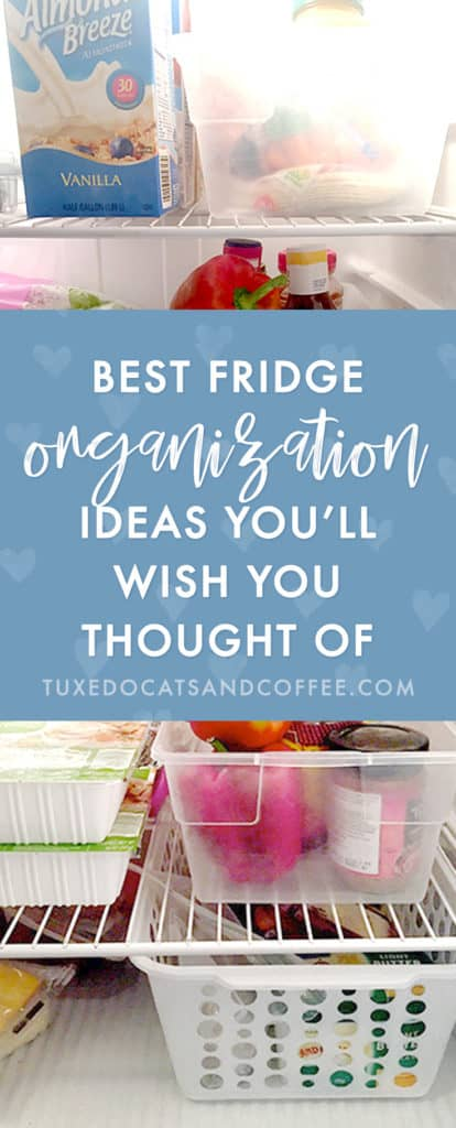 I recently wrote another post about how to organize your home on a budget, and in this post I'm specifically talking about how to organize your fridge on a budget for under $10.