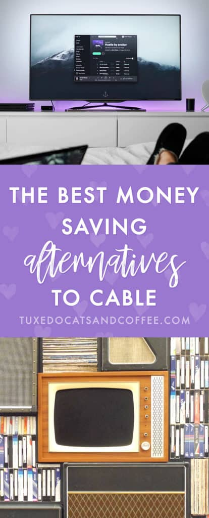 If you've spent any time reading blog posts about how to save money, you've probably heard the suggestion to cut cable. You can easily save over $1000 a year by getting rid of cable. Well, what do you watch if you don't pay for cable tv anymore? Here are my favorite frugal alternatives to cable to save money.