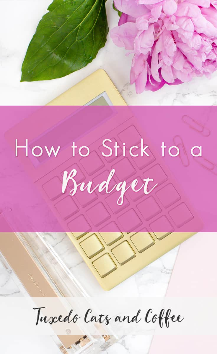 Learning how to stick to whatever budget you set is one of the most important parts of budgeting. After all, why create a budget in the first place if you're not going to follow it? Here's how to stick to a budget. :)