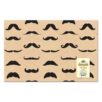 mustache-wrapping-paper