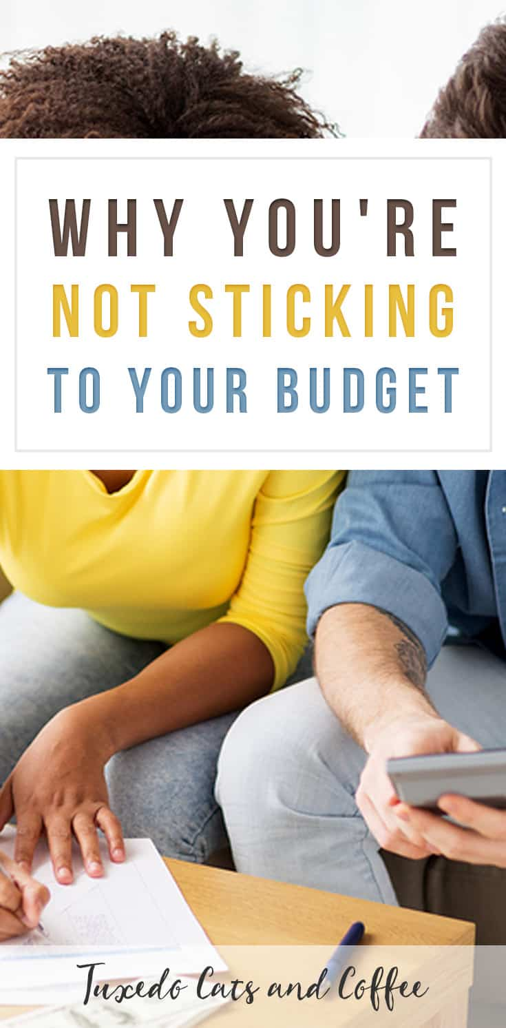 There's one little change in the way you think about things that can totally transform your finances. Here's the mindset shift you need to actually stick to your budget.