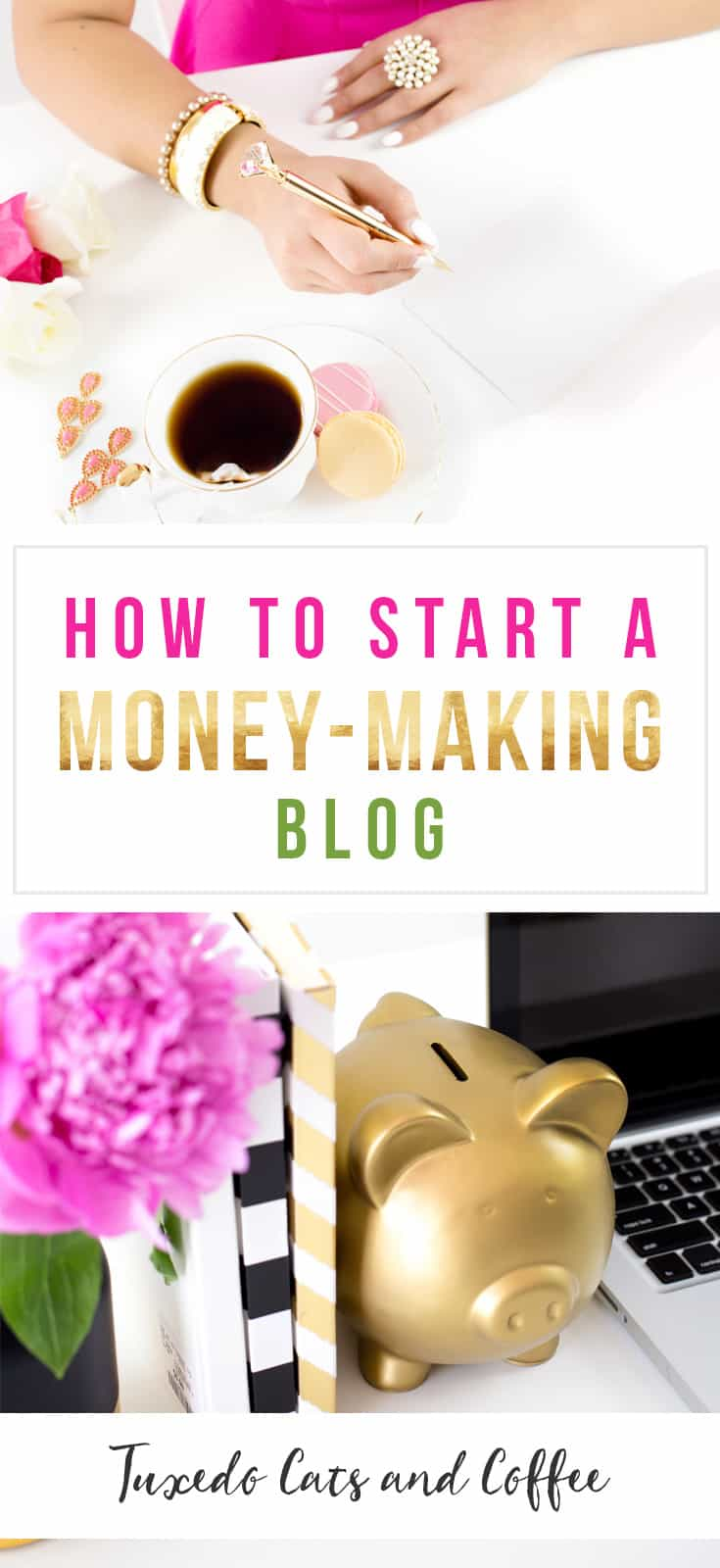 Learning how to start a blog is a great way to bring in a little extra side hustle income each month or even make a living from it. I run a few different lifestyle blogs and this is what I do full time. :) Here's a free step-by-step guide from one of my other websites to show you how to start a blog for extra income step-by-step.