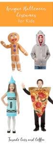 Unique Halloween Costumes for Kids