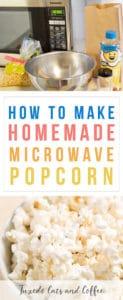 How to Make Homemade Popcorn
