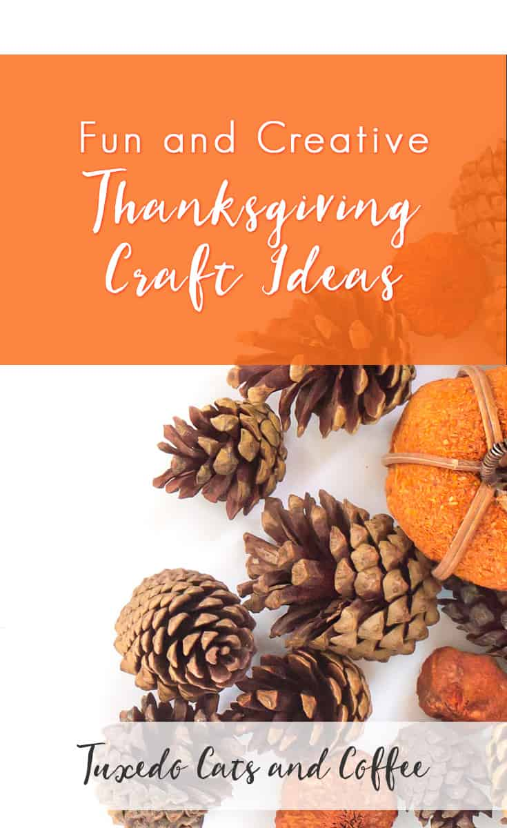 Making crafts brings out the best in everyone's creativity. Crafting is an effective stress-reliever and it is a perfect way to bond with the rest of the family, especially with the kids. Now that Thanksgiving season is just around the corner, it is the perfect time to rediscover the pleasures of crafting. Here are fun and creative Thanksgiving craft ideas.