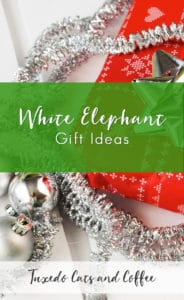 A white elephant gift exchange is a fun holiday tradition where you exchange ridiculous and usually funny but useless gifts in a group. From cat face mugs to banana slicers and patterned goat tubes, here are a bunch of white elephant gift ideas for your next white elephant party.