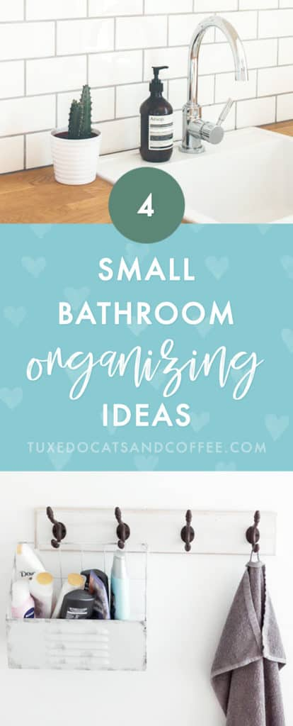 One of the most frustrating and difficult problems to solve in a small bathroom is a lack of storage space. It can seem impossible to find space for your extra toilet paper, towels, and other necessary bathroom items. If your small bathroom does not have enough storage space, there are some things you can do to maximize your space and find room for all of the essentials!