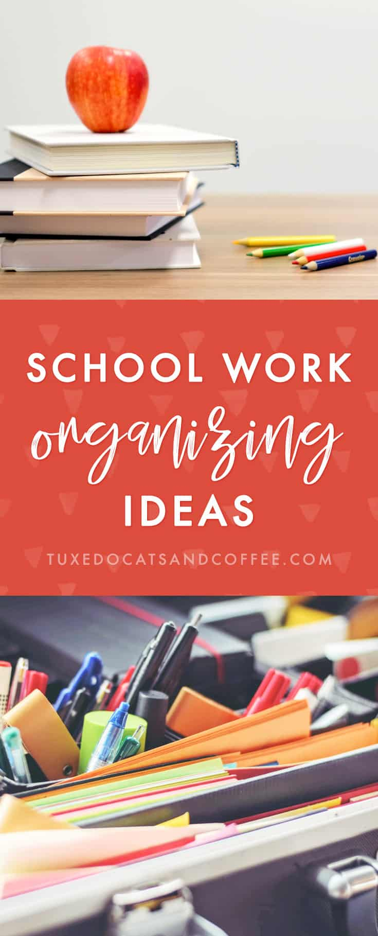 How To Organize School Work Tuxedo Cats And Coffee