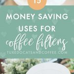 15 Money Saving Uses for Coffee Filters You Probably Haven't Thought Of