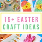 15+ Easter Craft Ideas
