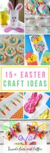 Want ideas for cute Easter crafts with bunnies, chicks, colorful eggs, and more to celebrate the holiday? Here are more than 15 Easter craft ideas for this spring holiday.