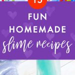 15 Fun DIY Slime Recipes for All Ages