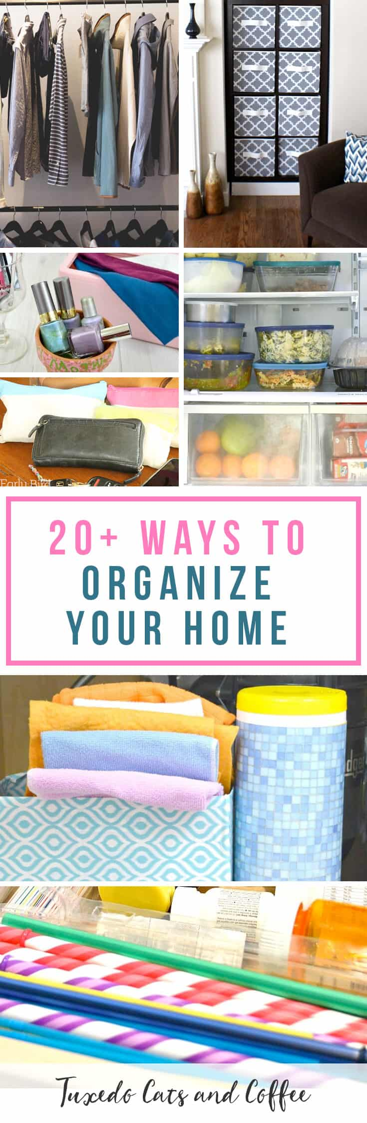 with spring upon us itu0027s a great time to get organized and go through your - How To Organize Your Home
