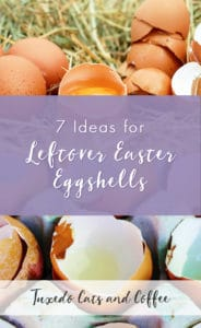 Egg-stra, Eggs-stra, Read All About It!: 7 Ideas for Leftover Easter Eggshells