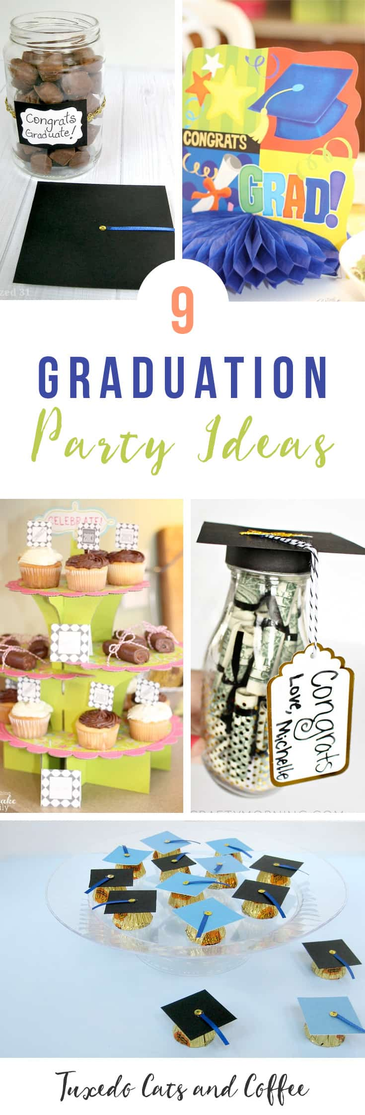 Graduation season is coming up - are you holding a graduation party for your grad? Here are 9 graduation party ideas to help you celebrate this special occasion.