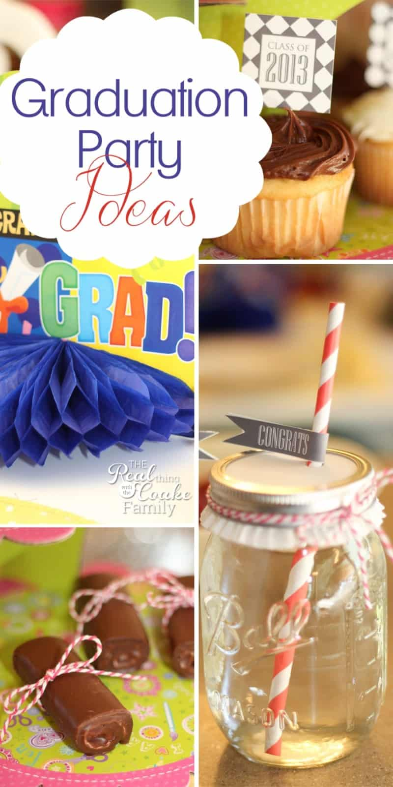 9 Graduation Party Ideas Tuxedo Cats And Coffee