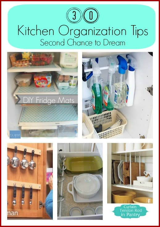 Kitchen organization hacks 28 images 9 kitchen for Kitchen organization hacks