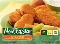 Morningstar Farms Buffalo Wings Review