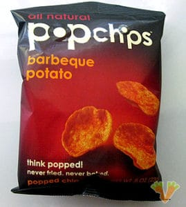 Popchips Barbecue Review