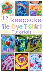 11+ Tie Dye Party Ideas