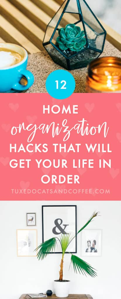 Is your life in disarray? Do you have trouble finding things? Do you constantly forget stuff? If so, don't worry — you're like most of the human population. Here are my top 12 organizing tips, or 12 organizing tips you'll wish you knew earlier.