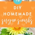 18 Homemade DIY Sugar Scrubs That Smell Amazing