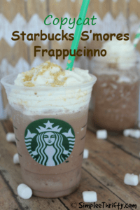 10+ Starbucks Copycat Recipes