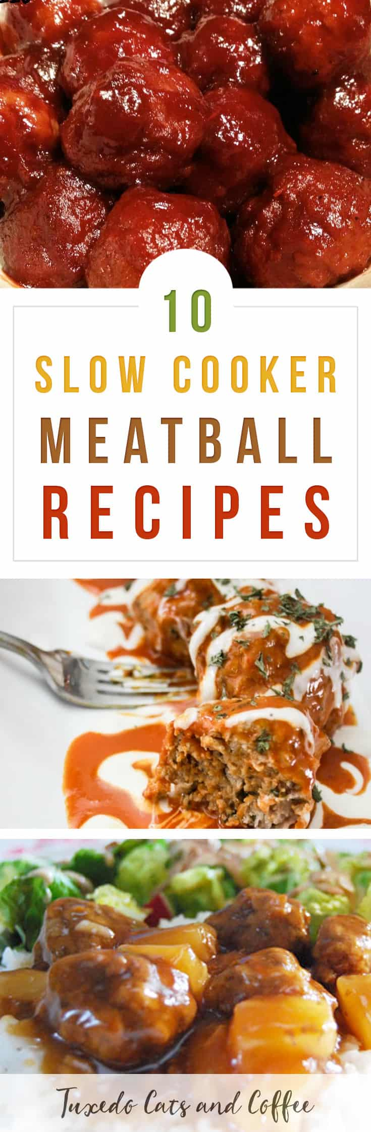 Crock pot meatballs are a quick and easy party food or regular weeknight entree that are quick to prepare and don't require a ton of different ingredients or hands-on time if you use prepared meatballs and create your own sauce. Here are 10 slow cooker meatball recipes perfect for dinner or your next gathering or get-together.