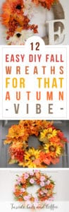 12 Easy DIY Fall Wreaths for That Autumn Vibe