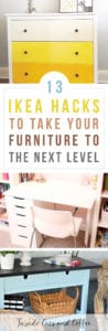 13 Ikea Hacks to Take Your Furniture to the Next Level