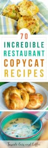 Over 70+ Incredible Restaurant Copycat Recipes