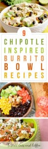 9 Chipotle Inspired Burrito Bowl Recipes