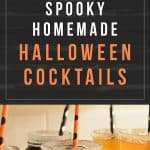Spooky Homemade Halloween Cocktails (With or Without Alcohol)