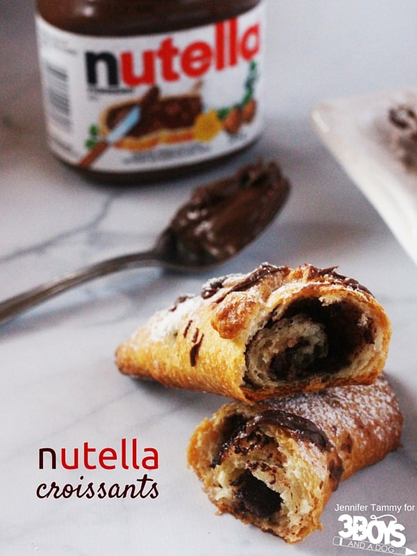 16 Nutella Recipes That Need To Get In Your Belly
