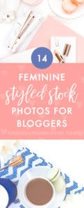 Styled stock photos are a popular way to decorate your blog post graphics and Pinterest graphics with a feminine touch. Here is a selection of premium girly and feminine styled stock photos for bloggers that you might like with flowers, plants, Macbooks, journals, confetti, and more. :)