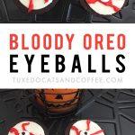 Bloody Oreo Eyeballs