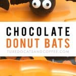 Chocolate Donut Bats