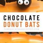 Chocolate Donut Bats